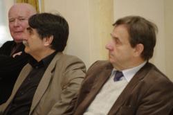 Moldova György, Török András, Vasy Géza