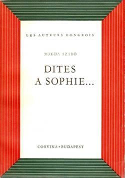 Dites a Sophie (1963)