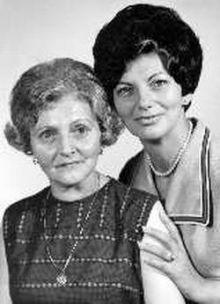 Édesanyjával (1978)