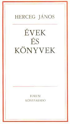 Évek és könyvek (1971)