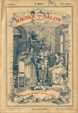 Magyar Salon. Bp., 1884.