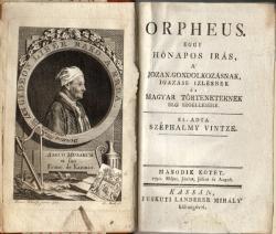 Orpheus. Kassa, 1790.