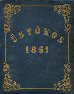 Üstökös. Pest, 1861.