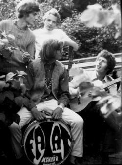 Falat Kenyér együttes (1970 ősze)