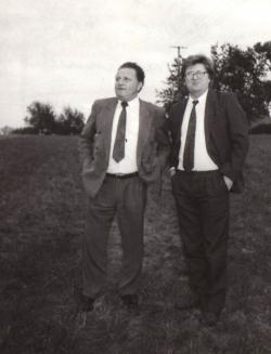 Für Lajossal a bérbaltavári hegyen (1991)