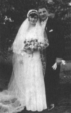 Gergely Ágnes szülei: Fenákel Rózsika és Guttmann György