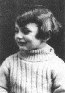 Háromévesen