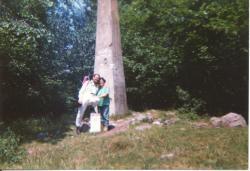 Hátizsákkal a nyári Zemplénben
