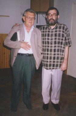 Ilia Mihállyal (1995)