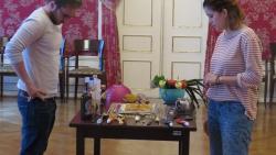 Írói fogások - színházi workshop