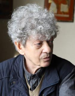 Portré (2019,  fotó: Szabó J. Judit)