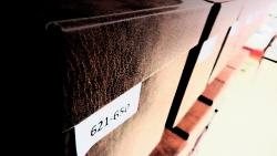 07. A hangfelvételek nagy részéből biztonsági másolatot készítünk, amit a raktárban tárolunk