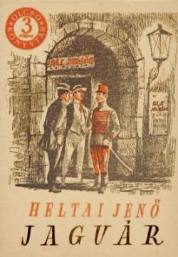 Jaguár (1954)