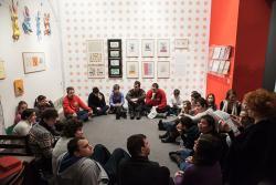 A Kastély - ezúttal a Mosó Masa és barátai című kiállításban