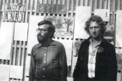 Kincskereső-tábor Zalán Tiborral (Szeged, 1977)