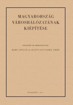 Magyarország városhálózatának kiépítése (1950)