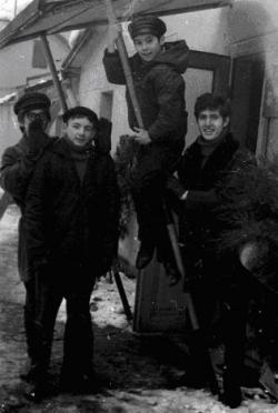 Mikronom tánczenekar (1969 tele)