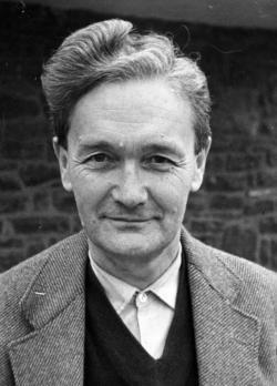 Németh László Sajkodon 1956 körül