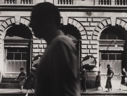 Nyáron, délidőben az Erzsébetvárosban (1970)