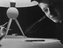 Önarckép lámpával (1965)