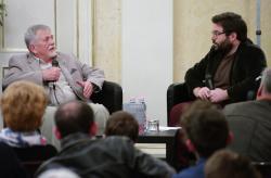 Oravecz Imre és Szegő János (2018, PIM)