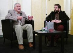 Oravecz Imrével, 75. születésnapja alkalmából, Szegő János beszélget (2018)