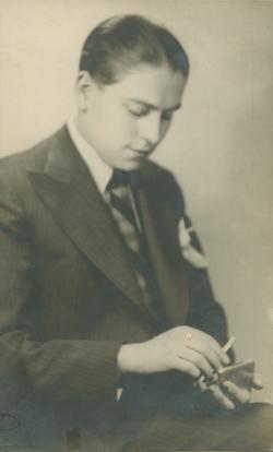 Örkény István az 1930-as évek elején