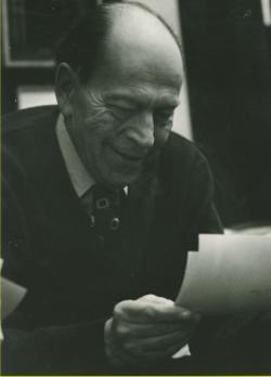 Örkény István (Fotó: Koncz Zsuzsa)
