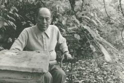 Örkény István (Fotó: Nádas Péter, 1976)