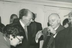 Örkény István Vas Istvánnal