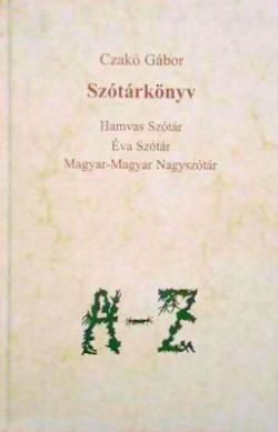 Szótárkönyv (2001)