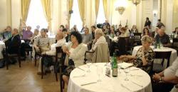 DIA-tagok és vendégek