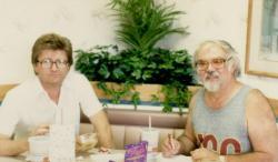 Találkozás Kannás Alajossal az Egyesült Államokban (1988)