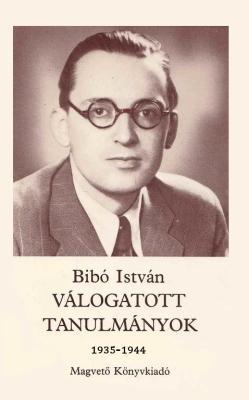 Válogatott tanulmányok (1935-1944)  I.  (1986)