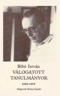 Válogatott tanulmányok (1935-1979) IV. (1990)