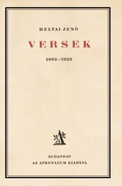 Versek 1892–1923 (1923)
