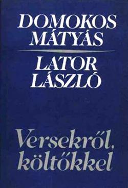 Versekről – költőkkel (1982)