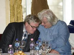 Závada Pál és Esterházy Péter (2012, DIA)