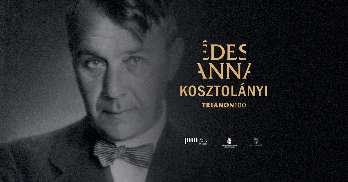 Édes Anna Kosztolányi