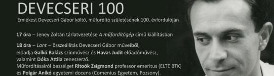 Devecseri 100