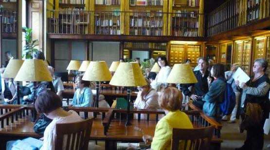 A Könyvtár és Kutatószolgálat nyitvatartása
