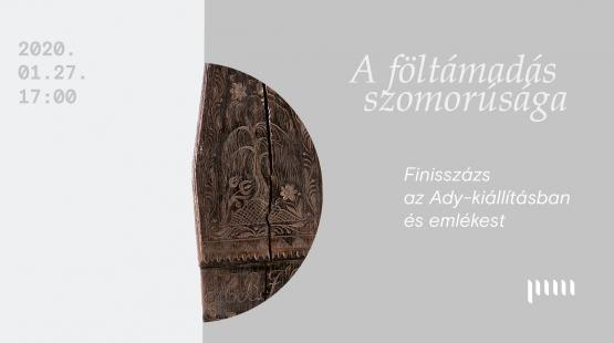 Finisszázs és Ady-emlékünnepély