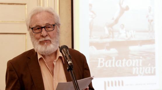 Megnyílt a Balatoni Nyár c. kiállítás