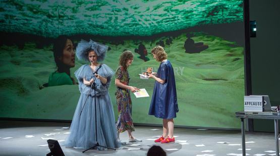 Magyar díj a Prágai Quadriennálé országos szekciójában
