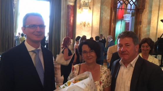 Móra Ferenc-díjat kapott a PIM gyűjteményi igazgatója!