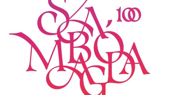 Díjnyertes a Szabó Magda kiállítás logója!