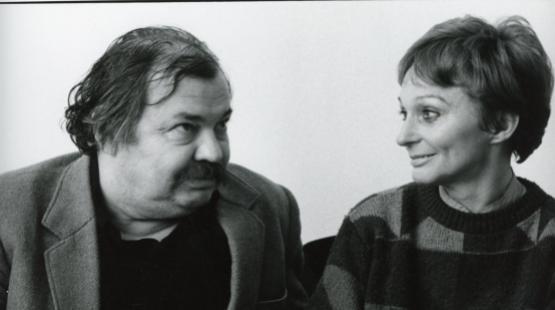 Lázár Ervin és Vathy Zsuzsa hagyatéka a Petőfi Irodalmi Múzeumban