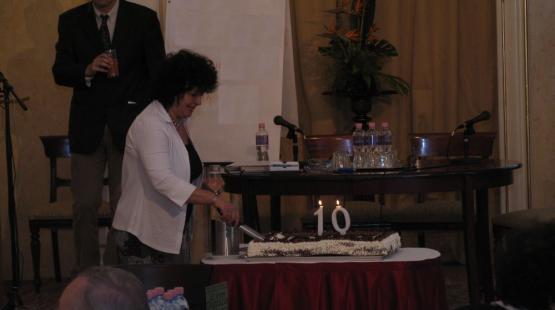 Tagválasztás és 10. születésnap, 2008. június 3.
