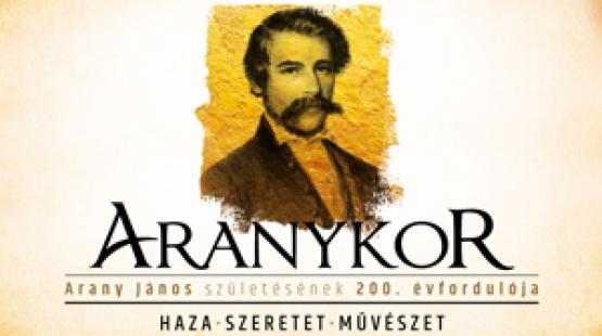 """""""Arany János Budapestje"""""""