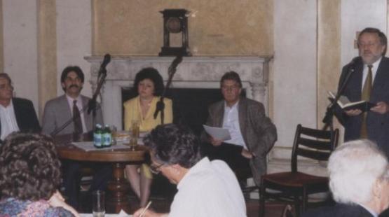 Alakuló ülés, 1998. június 2.